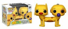 "CATDOG 3.75"" POP VINYL FIGURE FUNKO 221 NICKELODEON POP ANIMATION"