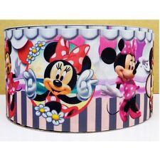 Cake Craft RIBBON Decoration Birthday Decorating- 50mm - MINNIE MOUSE - 1m