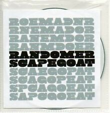 (AC147) Randomer, Scapegoat - DJ CD
