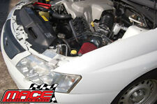 MACE PERFORMANCE CLEAR COLD AIR INTAKE HOLDEN VT VX VU VY ECOTEC L67 S/C 3.8L V6
