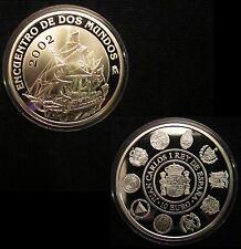 *GUTSE* 10 EUROS 2002, *GALEON* V SERIE IBEROAMERICANA, PROOF