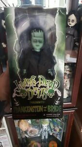 Frankenstein Living Dead Doll mezco toys
