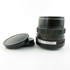 Für M42 Pentacon electric 2.8/100 Objektiv lens 6 Blades + caps