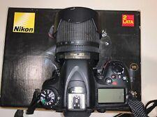 Nikon D D7100 24.1Mp Digital Slr Camera - Black (Kit w/ Af-S Dx G Ed Vr 18-105mm