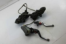 00 01 02 03 04 05 06 MV AGUSTA F4 750 1000 FRONT BRAKE CALIPERS MASTER CYLINDER