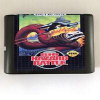 Bio Hazard Battle Game Cartridge Newest 16 bit Game Card For Sega Mega Drive New