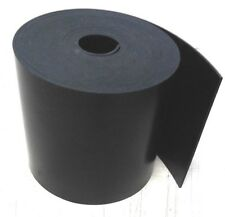 "Neoprene Sponge Rubber Sheet w//Peel-Back Adhesive 1//4/""Thk x 8/""x12/"" Rect Pad"