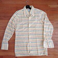 COMBINE SHIP: seems never worn & vintage, B. Altman L Single Needle Tailoring