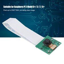 For Raspberry Pi 3B/2B A++ Camera Module Board Cam 5MP Webcam Video 1080P HD