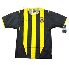 More details for nike a.e.k athens mens 2003-04 home football shirt - m