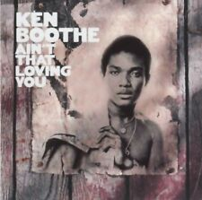 Ken Boothe - Ain't that loving you (CD)