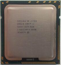 Intel Core i7 920 Bloomfield Quad-Core 4x 2.66 Ghz LGA 1366 SLBCH