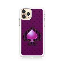 Ace Of Spades Card Game Gambling Blackjack Colourful Cool Phone Case Cover
