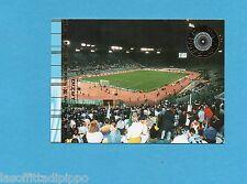 CALCIO CARDS 2001-PANINI-Figurina n.8- LAZIO - STADIO OLIMPICO