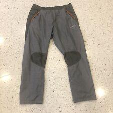 Nike X Undercover Gyakusou Nylon Pants XL Gray Orange Vintage