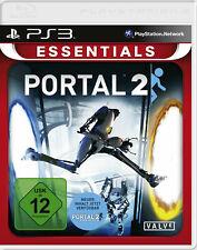 Ps3/Sony PlayStation 3-portal 2 [software pirámide] con embalaje original