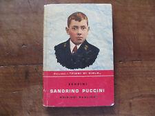 """Adele Bencini """"Sandrino Puccini, Convittore Esemplare"""""""