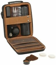 Portable French Press Coffee Maker Handpresso Outdoor Camping Travel Complete