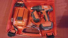 HILTI SFC 14-A ,14.4V  ,Cordless Drill Driver Kit Brand New.