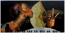 African American Limited Edition Art Print - Essence - Frank Morrison - New!