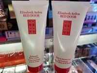 RED DOOR by Elizabeth Arden 3.3 oz 100 ml Body Lotion + Shower Gel for Her * NEW