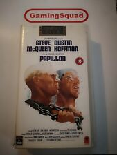 Papillon VHS Video Retro, Supplied by Gaming Squad Ltd