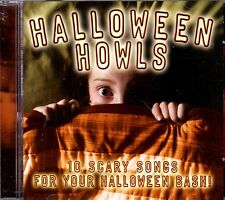 halloween howls classic halloween party music for kids of all ages