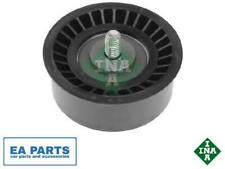 DEFLECTION/GUIDE PULLEY, TIMING BELT FOR CHEVROLET OPEL SAAB INA 532 0033 10