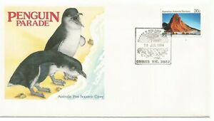 1984 Australia ◊ Penguin Parade ⁛ Phillip Island ~ Cover