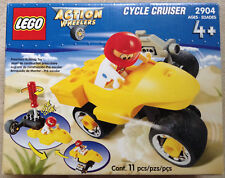 LEGO Action Wheelers Cycle Cruiser 2904 Ages 4+