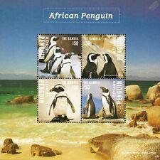 Gambian Sheet Animal Kingdom Postal Stamps