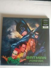 Batman Forever Soundtrack Vinyl 2xLP Purple Green New Urban Outfitters U2 UO