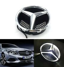 Front Grille Grill Star Emblm for Mercedes Benz 2006-2013 Illuminated LED Light
