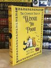 THE COMPLETE TALES OF WINNIE THE POOH by A. A. MILNE LEATHER, NEW & SEALED