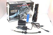 Ultrafire CREE IPX5 LED Modes Tactical Flashlight Torch Lamp Aluminum Alloy