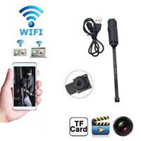 Wi-Fi senza fili Telecamera spia Sicurezza nascosta Monitor remoto Bambinaia RH