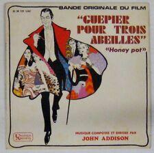 Guépier pour 3 abeilles 45 tours John Addison 1966