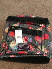 Betsey Johnson Take the Higher Rose Backpack NWT