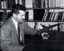 New 8x10 Photo: Francis Gary Powers, CIA Pilot - 1960 U-2 Spy Plane Incident