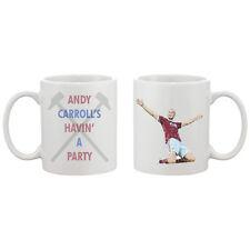 Andy Carroll West Ham United Mug