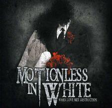 Motionless in White - When Love Met Destruction [New CD]