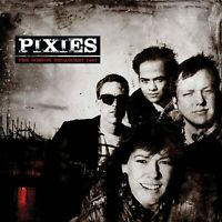 PIXIES The Boston Broadcast 1987 2017 Limited Edition Clear vinyl LP NEW/SEALED