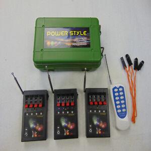 12Cues Fireworks Firing System Music Special Effec Radio Fire Display waterproof