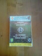 GAA 1976 All Ireland SHC final Cork v Wexford official match programme