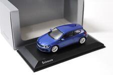 1:43 Norev VW Scirocco 3 blue 2008 DEALER NEW bei PREMIUM-MODELCARS