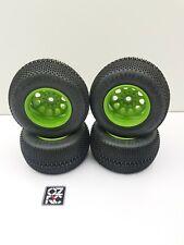 HPI Savage XS Flux Vaughn Gittin Jr Tyres and Wheels  OZRC