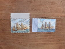 ALAND 2017 SAILING SHIPS SET 2 MINT STAMPS
