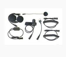 Motocomm MC-551 Helmet Headset & PTT System (Brand New!)