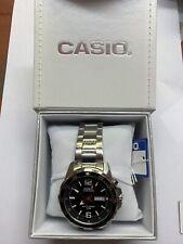 CASIO  MTD-1079D--1A3VDF 100 M- Iluminator Diving With Original Gift Box Bonus