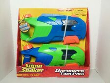 Super Soaker Vaporizer Twin Pack. Soak Up The Fun! 2008 NIB! 24099. Summertime!